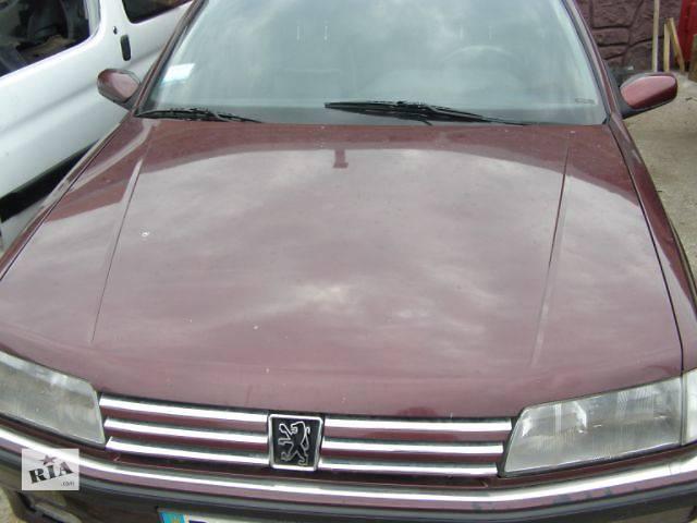 купить бу б/у Детали кузова Капот Легковой Peugeot 605 в Таврийске