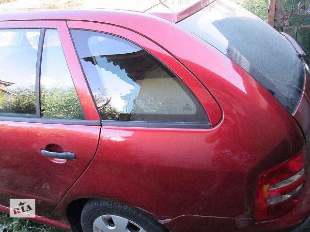 купить бу б/у Детали кузова Крыло заднее Легковой Skoda Fabia Combi 2005 в Ковеле