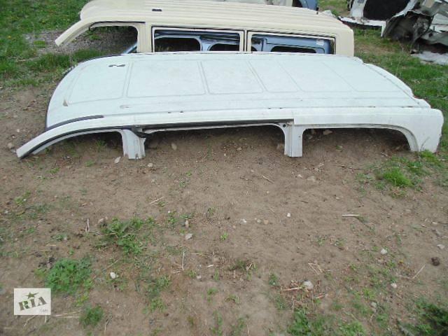 купить бу б/у Детали кузова Крыша Легковой Mercedes Vito 2007 в Ковеле