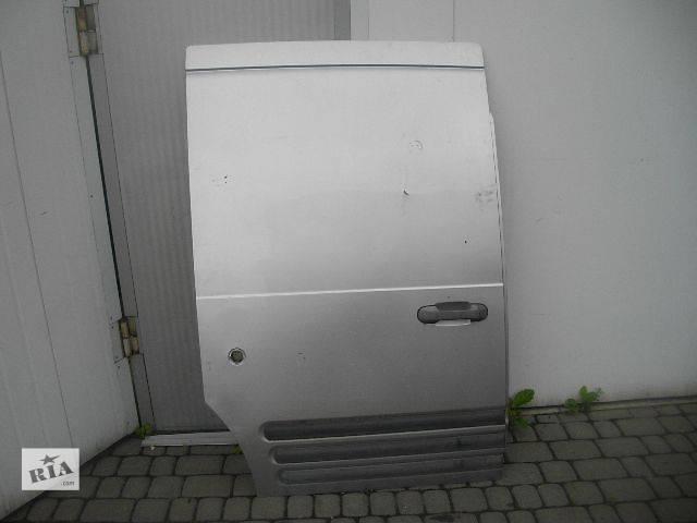 бу б/у Двери/багажник и компоненты Дверь боковая сдвижная Легковой Ford Transit Connect 2003 в Львове