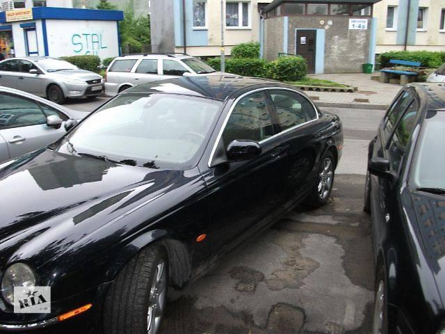 продам Б/у Двери/багажник и компоненты Дверь передняя Легковой Jaguar S-Type бу в Киеве