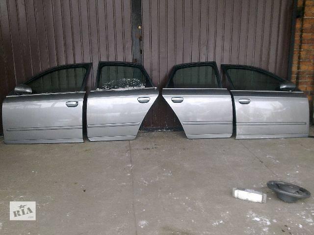 продам б/у Двері/багажник і компоненти Двері задня Легковий Audi A4 2006 бу в Львові