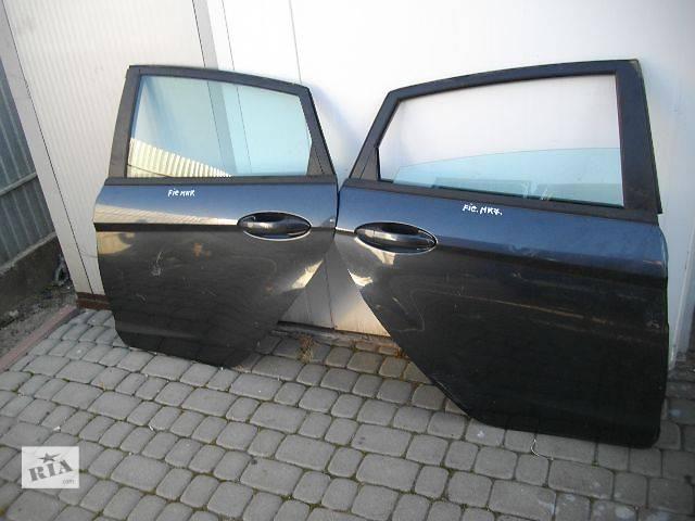 бу б/у Двери/багажник и компоненты Дверь задняя Легковой Ford Fiesta в Львове