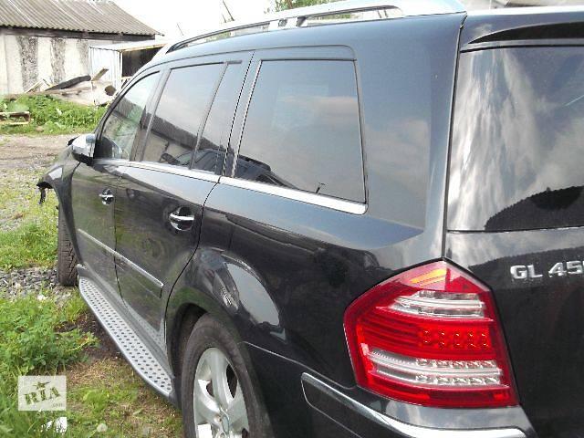 продам б/у Двери/багажник и компоненты Дверь задняя Легковой Mercedes GL 420 Кроссовер 2008 бу в Львове