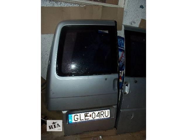 б/у Двери/багажник и компоненты Дверь задняя Легковой Volkswagen T4 (Transporter) 1999- объявление о продаже  в Ковеле