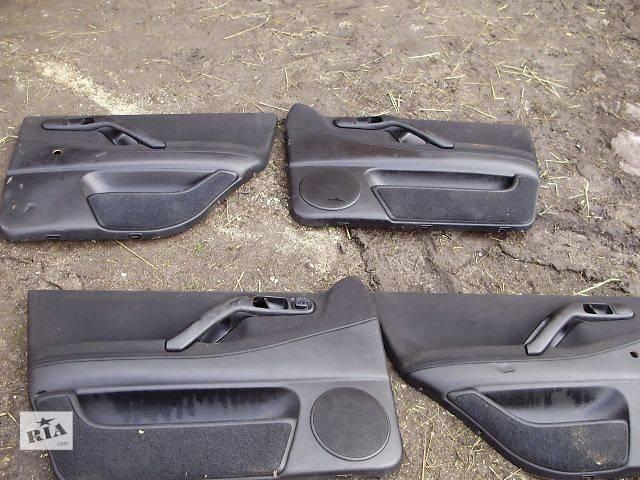 продам б/у Двери/багажник и компоненты Карта двери Легковой Volkswagen B4 Седан 1996 бу в Зборове (Тернопольской обл.)