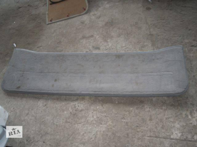 б/у Двери/багажник и компоненты Карта крышки багажника Легковой Toyota Land Cruiser 100 2006- объявление о продаже  в Луцке