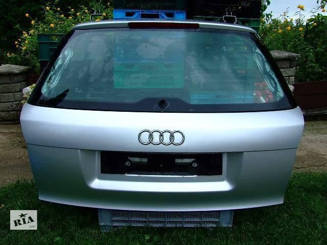 бу б/у Двери/багажник и компоненты Крышка багажника Audi A4 в Одессе