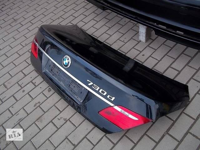 купить бу б/у Двери/багажник и компоненты Крышка багажника BMW 7 E65 в Одессе