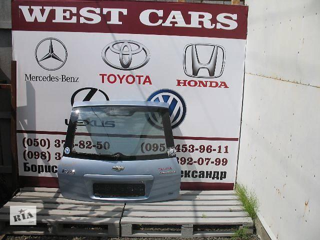 продам б/у Двери/багажник и компоненты Крышка багажника Легковой Chevrolet Tacuma бу в Луцке