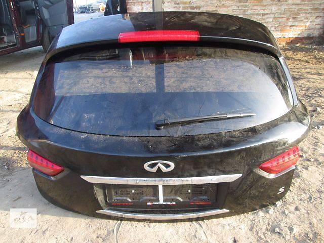 купить бу б/у Двери/багажник и компоненты Крышка багажника Легковой Infiniti FX 2010 в Ковеле