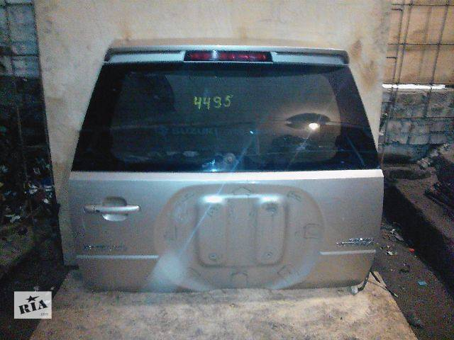 купить бу б/у Двери/багажник и компоненты Крышка багажника Легковой Suzuki Vitara в Киеве