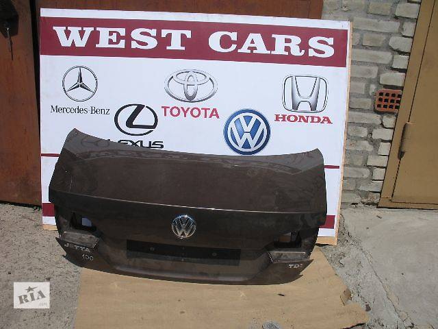 бу б/у Двери/багажник и компоненты Крышка багажника Легковой Volkswagen Jetta 2011 в Луцке