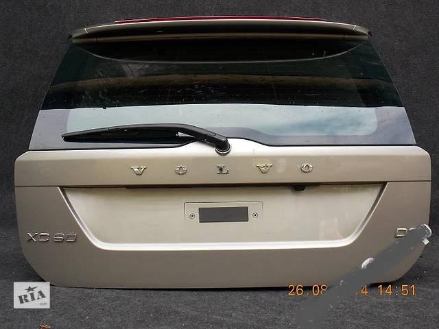 продам б/у Двери/багажник и компоненты Крышка багажника Volvo XC60 бу в Одессе
