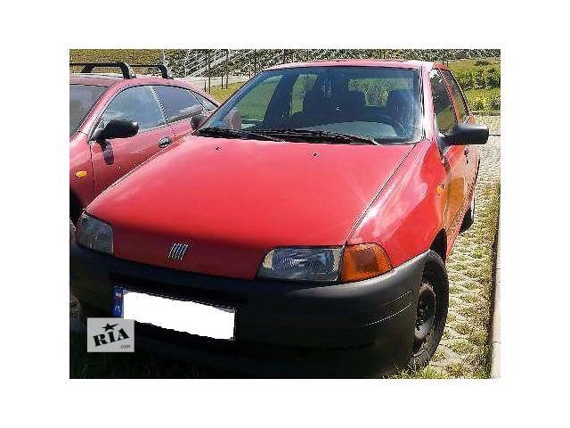 купить бу б/у Двери/багажник и компоненты Легковой Fiat Punto 1998 в Львове