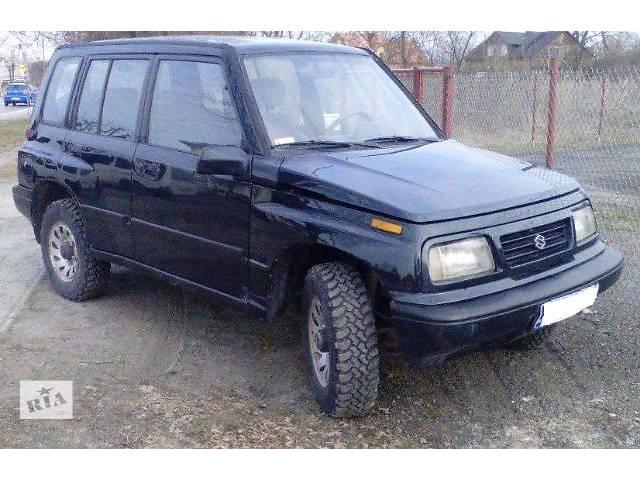 бу б/у Двери/багажник и компоненты Легковой Suzuki Vitara 1995 в Львове