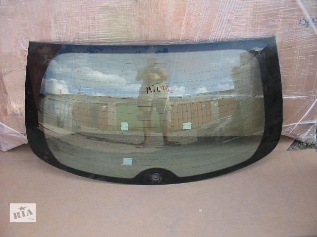 бу б/у Двери/багажник и компоненты Стекло двери Легковой Nissan Micra Hatchback (5d) 2006 в Луцке