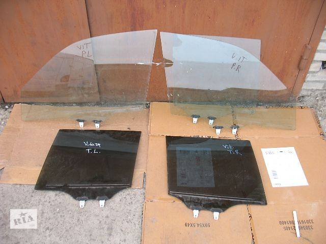 б/у Двери/багажник и компоненты Стекло двери Легковой Suzuki Grand Vitara (5d) 2007- объявление о продаже  в Луцке