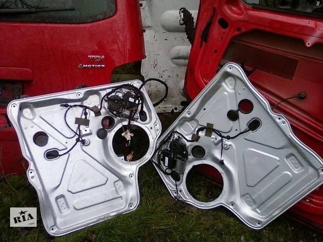 б/у Двери/багажник и компоненты Стеклоподъемник Легковой Volkswagen T5 (Transporter) 2008- объявление о продаже  в Виноградове