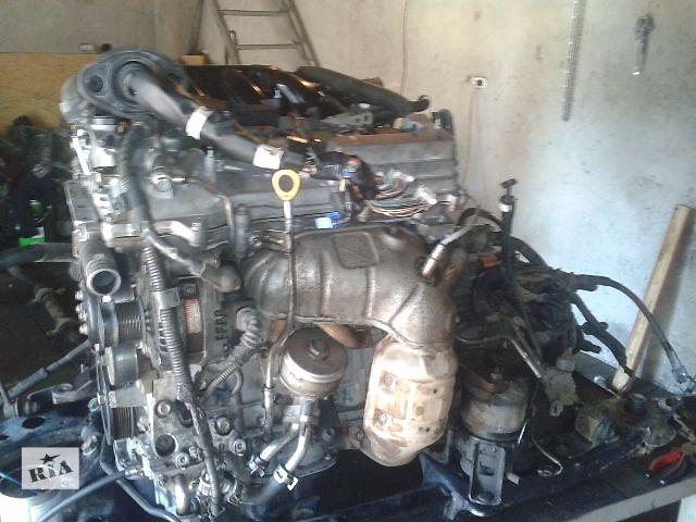 продам Б/у Двигатель *2GR-FE* LEXUS RX350 3.5i V6 2006~2009 Гарантия Установка Доставка по Киеву и Украине бу в Киеве