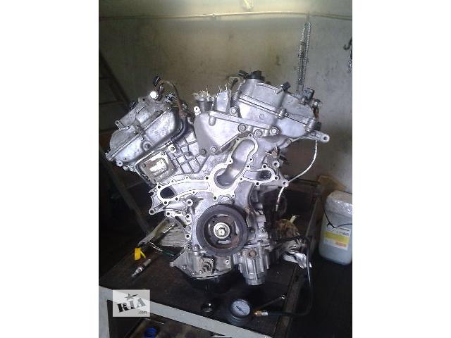 купить бу Б/у Двигатель *2GR-FE* TOYOTA Aurion 3.5i V6 2006~2015 Гарантия Установка Доставка по Киеву и Украине в Киеве