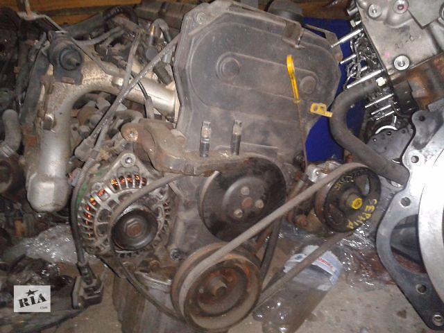 бу Б/у Двигатель *B6D* KIA Sephia 2 1.6i DOHC 16 клап. 2001~2004 Гарантия Установка Доставка по Киеву и Украине в Киеве