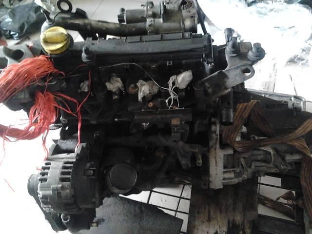 бу Б/у Двигатель Легковой Renault Kangoo пасс. 2004 в Львове