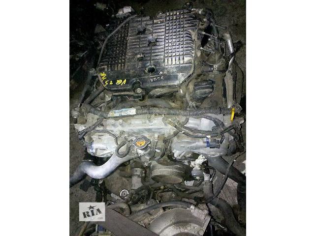 купить бу Б/у Двигатель *VQ25-HR* INFINITI G25 V36 2.5i V6 2010~2015 Гарантия Установка Доставка по Киеву и Украине в Киеве