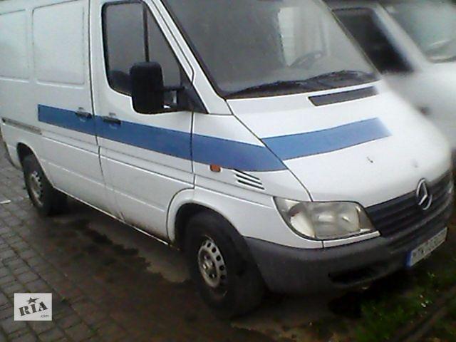 бу Б/у дзеркало для мікроавтобуса Mercedes Sprinter 313 2003 в Ивано-Франковске