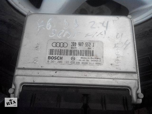 б/у Электрооборудование двигателя Блок управления двигателем 3B0907552J  Легковой Audi 1999- объявление о продаже  в Львове