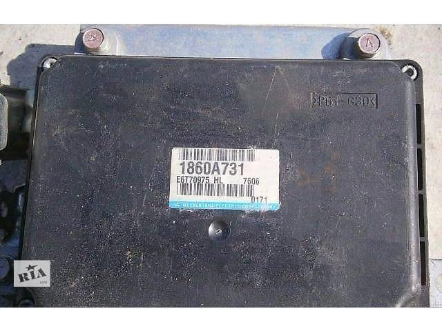 б/у Электрооборудование двигателя Блок управления двигателем Легковой Mitsubishi Lancer X- объявление о продаже  в Луцке