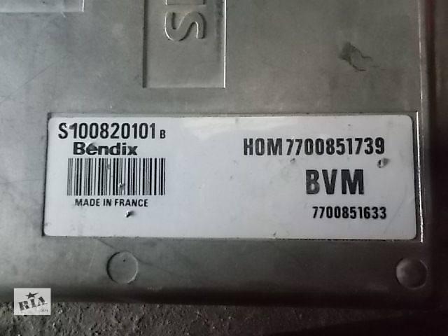 купить бу Б/у Электрооборудование двигателя Блок управления двигателем Легковой Renault Espace S100820101B в Ровно