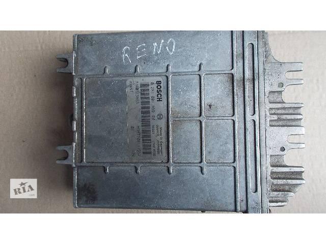 купить бу б/у Электрооборудование двигателя Блок управления двигателем Легковой Renault Megane 2000 0281001969 в Ровно