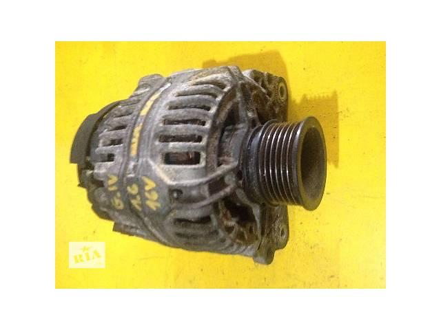 купить бу б/у Электрооборудование двигателя Генератор 028903028D Volkswagen Caddy 1.6 90A в Луцке
