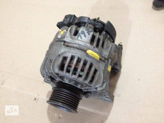 продам б/у Электрооборудование двигателя Генератор/щетки 037903025E Легковой Skoda Octavia 1999-2010 бу в Луцке
