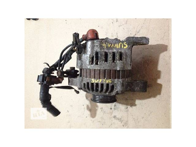 бу б/у Электрооборудование двигателя Генератор/щетки Легковой Nissan Sunny в Луцке