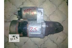 б/у Стартеры/бендиксы/щетки Mazda Xedos 9