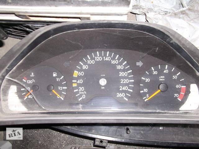б/у Электрооборудование двигателя Панель приборов Легковой Mercedes E-Class 1998- объявление о продаже  в Днепре (Днепропетровск)
