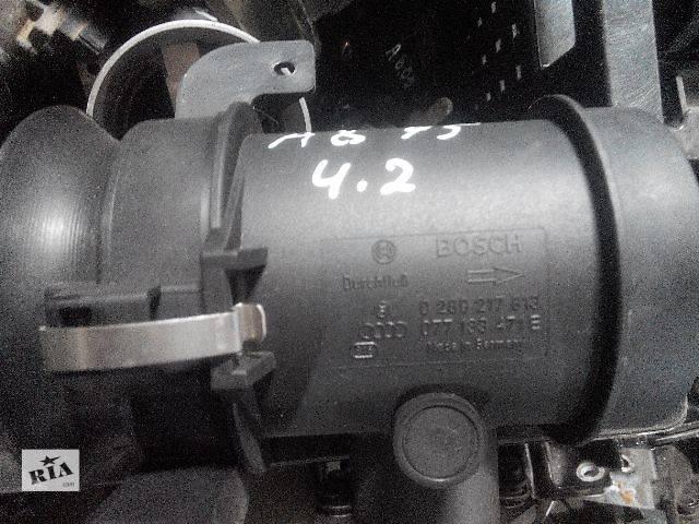 продам б/у Электрооборудование двигателя Расходомер 077133471E AUDI Легковой Audi 2001 бу в Львове
