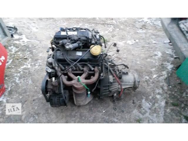 бу б/у Электрооборудование двигателя Стартер/бендикс/щетки Легковой Ford KA 1998 в Бучаче