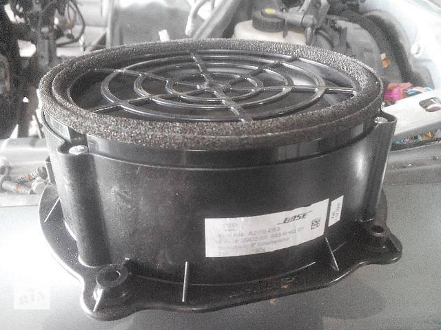 б/у Электрооборудование кузова 4L0035415B Динамик VAG передний AUDI Q7 Легковой Audi 2008- объявление о продаже  в Львове