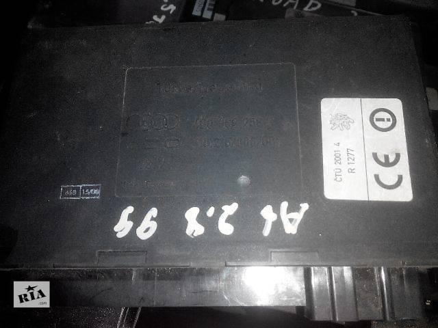 бу б/у Электрооборудование кузова Блок комфорта Ауди а6 с5 4B0962258B Легковой Audi A6 2000 в Львове