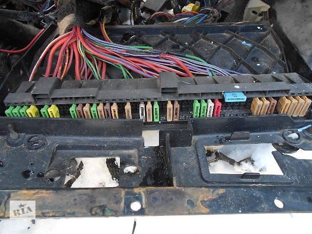б/у Электрооборудование кузова Блок предохранителей Блок предохранителей Легковой BMW 5 Series- объявление о продаже  в Ужгороде