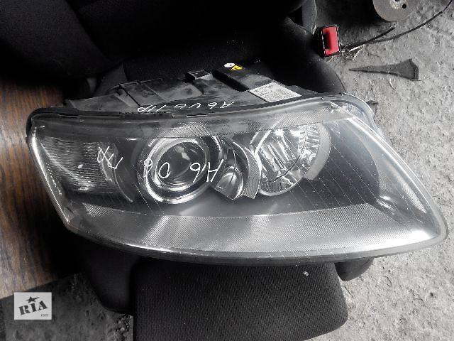 Б/у Электрооборудование кузова Фара 4f0941030bc Легковой Audi A6 2006- объявление о продаже  в Львове