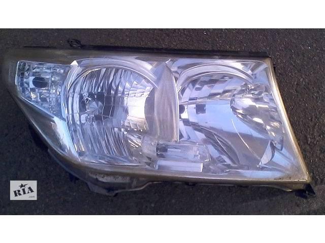 продам Б/у фара для легкового авто Toyota Land Cruiser 200 2010 бу в Киеве