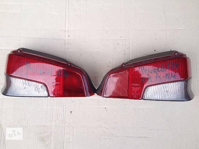 продам б/у Электрооборудование кузова Фонарь задний Легковой Peugeot 106 бу в Луцке