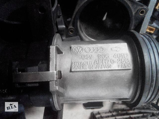 бу б/у Электрооборудование кузова Расходомер воздуха 059906461D Audi A6 C5 2.5TDi Легковой Audi A6 2000 в Львове