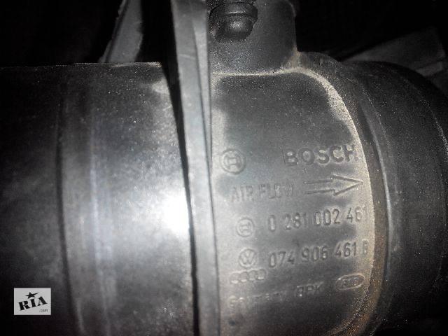 купить бу б/у Электрооборудование кузова Расходомер воздуха 074906461B Audi A4 B6 1.9TDi  Легковой Audi в Львове