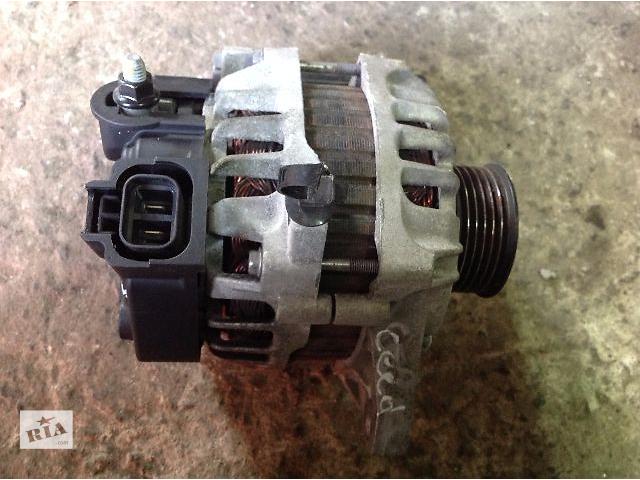 продам Б/у генератор/щетки для легкового авто Kia Ceed 2007 бу в Белогорье (Хмельницкой обл.)