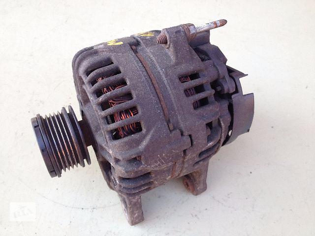 продам Б/у генератор/щетки для легкового авто Renault Clio 120A (8200360480) бу в Луцке